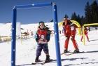 Pobyt pro rodiče s dětmi a lyžařskou školkou