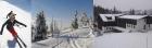 Silvestr  v Jizerkách