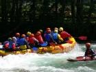 Základy na divoké vodě a cykloturistika v Dolomitech