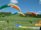 Víkendový paragliding pro začátečníky - seznamovací kurz