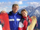Doškolovací, lyžařský a snowboardový seminář - Rakousko