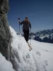 Základní kurz skialpinismu - Tennengebirge – severní Alpy, Rakousko