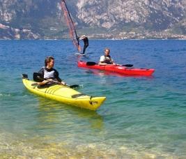 Seakajaking v Chorvatsku
