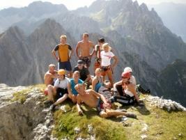 Relax v rakouských Dolomitech